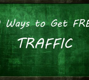 10 FREE ways to get more visitors to your website