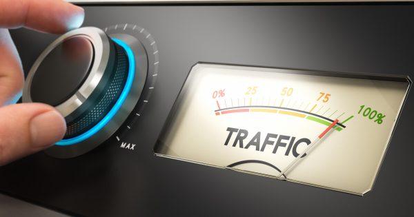 web traffic provider