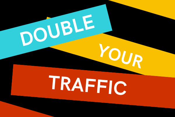 Double-Website-Traffic